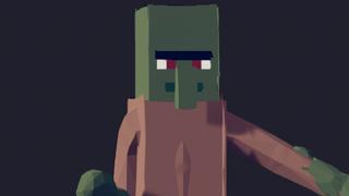 Minecraft Zombie Villager