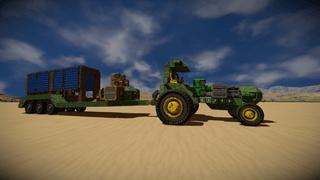 Survival Tractor