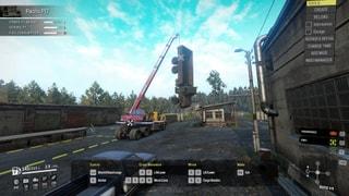 stronger crane for US