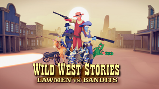 Wild West Stories: Lawmen vs. Bandits
