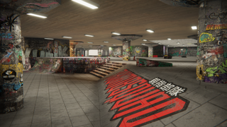 Southbank Skatepark beta