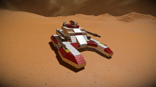 Star Wars TX-130 Saber-Class Fighter Tank