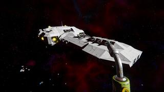 Snapping class advanced battlecruiser