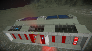 Survival module Space 1999