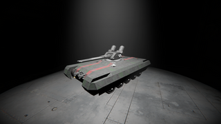 Pioneer Class Light Assault Vehicle •Sk•