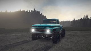 63 Diesel Mega truck