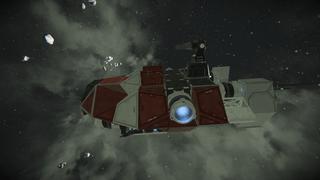 V2-Gunboat
