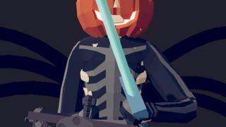 crazy pumpkin king