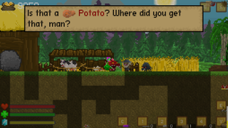 Potatoes!