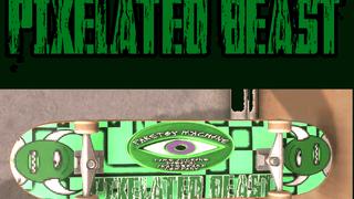 """PixelatedBeast """"PixelBeast"""" Deck"""