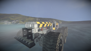 Blackforge  Rover LAR.5