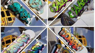 Graffitti Deck Series