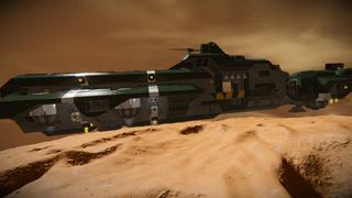 B70 supply ship mk1 refit 1