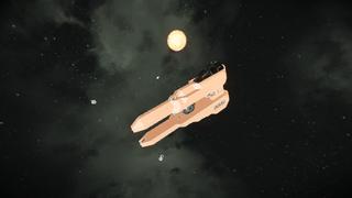 Geonosian Fighter (ion)