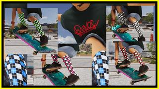 5 Pattern Socks