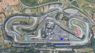 F1 SatMap Spain