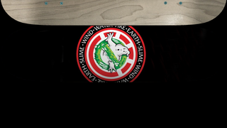 Element Ghostbusters Decks and Wheels