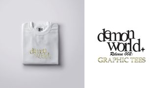 Demon World: Graphic Tees   Release 002