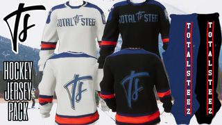 Total Steez Hockey Jersey Pack