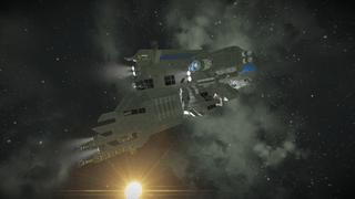 Survival ship 1099