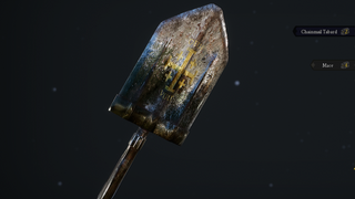 Sanctus Trulla (The Holy Shovel) - Default Mace