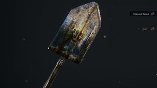 Sanctus Trulla (The Holy Shovel) - Default Mace