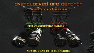 Azimuth Overclocked Ore Detectors