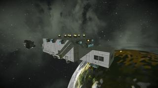 Large mobile base
