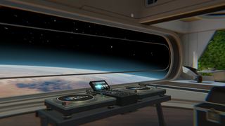 Space Station Home
