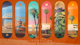 Neapolitan Skateboards | Drop 2