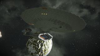 U.S.S. ENTERPRISE D (Star Trek)