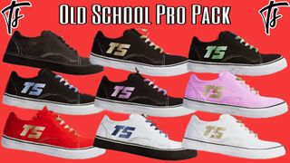 Total Steez Old School Pro Pack