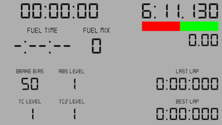 Race Data Classic V2