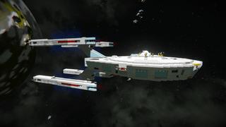 Star Trek - U.S.S. Stargazer NCC-2893