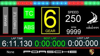 Porsche GT3 ddm