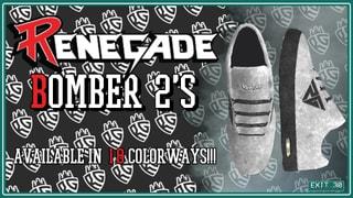 Renegade Footwear - RG Bomber 2's
