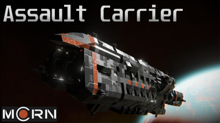 MCRN | Assault Carrier