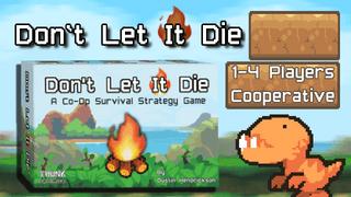 Don't Let It Die