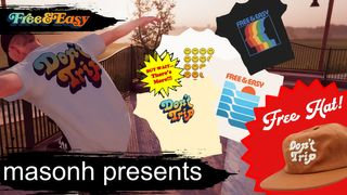 Free & Easy T-Shirt Pack