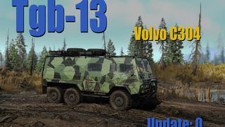 Volvo C304 / Tgb - 13