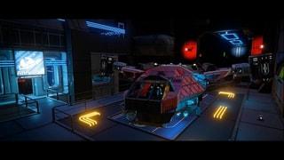 Sparks of the Future VTOL Shuttle