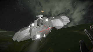 L-71 Dragoon Gunship