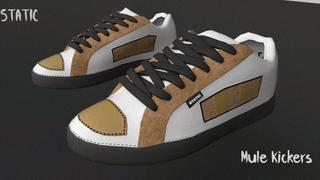 Static Mule Kicker Pro Shoe