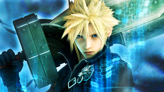 Cloud AC Sword [Final Fantasy VII Advent Children]