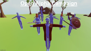 Open Alpha Campaign