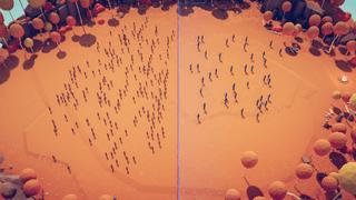 zombies vs squires