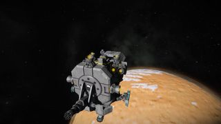 Mars Planet 2020-03-12 17:43