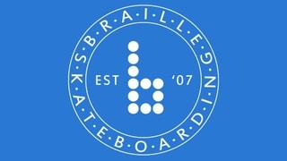 Braille Skateboarding Greek God Series