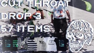 CUT THROAT CLOTHING | DROP 3