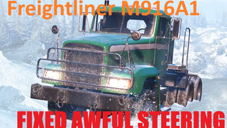 M916A1 Steering Fix